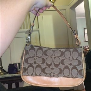 RARE Coach Shoulder Bag!